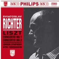 ピアノ協奏曲第1番、第2番:スヴャトスラフ・リヒテル(ピアノ)、キリル・コンドラシン指揮&ロンドン交響楽団 (180グラム重量盤レコード/Speakers Corner)