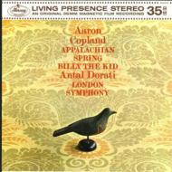 アパラチアの春、ビリー・ザ・キッド:アンタル・ドラティ指揮&ロンドン交響楽団 (180グラム重量盤レコード/Speakers Corner/*CL)