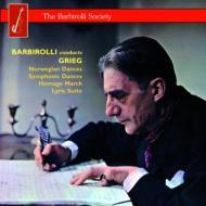 Lyric Suite, Norwegian Dances, Etc: Barbirolli / Halle O