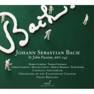 ヨハネ受難曲 ブリュッヘン&18世紀オーケストラ(2010)(2CD)