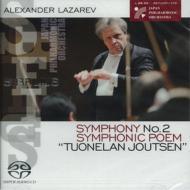 交響曲第2番、交響詩『トゥオネラの白鳥』 ラザレフ&日本フィル