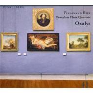 Comp.flute Quartets: Oxalys