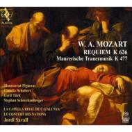 レクィエム、フリーメーソンのための葬送音楽 サヴァール&ル・コンセール・デ・ナシオン、フィゲーラス