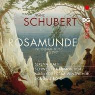 劇音楽『ロザムンデ』 ボイド&ヴィンタートゥール・ムジークコレギウム