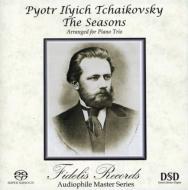 (Piano Trio)the Seasons: Bankis(Vn)Sadykhov(Vc)Zisk(P)