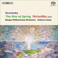 『春の祭典』、『ペトルーシュカ』 リットン&ベルゲン・フィル