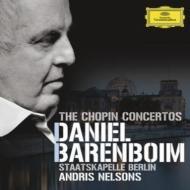 ピアノ協奏曲第1番、第2番 バレンボイム、ネルソンス&シュターツカペレ・ベルリン