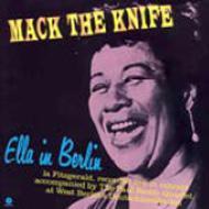 Mack The Kinfe: Ella In Berlin (アナログレコード/waxtime)