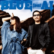 BLUE Feat.AI (+DVD)【初回限定盤】