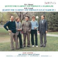 モーツァルト:クラリネット五重奏曲、クルーセル:クラリネット四重奏曲第1番 ライスター、ウィーン弦楽四重奏団(紙ジャケット限定盤)
