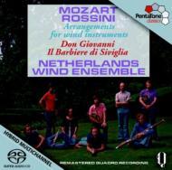 (Harmonie Musik)don Giovanni: Netherlands Wind Ensemble +rossini: Siviglia