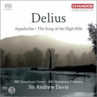 『アパラチア』、『高い丘の歌』 A.デイヴィス&BBC交響楽団、BBCシンフォニー・コーラス
