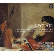 ヴァイオリン・ソナタ集 第1巻 ファビオ・ビオンディ、リナルド・アレッサンドリーニ、マウリツィオ・ナッデオ