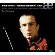 Fantasia & Fugue, Etc: Papavrami(Vn)+bartok: Sonata For Violin Solo