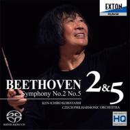 交響曲第5番『運命』、第2番 小林研一郎&チェコ・フィル