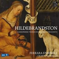 ヒルデブラントの歌〜15世紀ドイツの写本より クロウフォード・ヤング&フェラーラ・アンサンブル