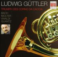 Triumph Des Corno Da Caccia: Guttler / Virtuosi Saxoniae