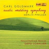 交響曲第1番『田舎の婚礼』、『メルリン』前奏曲 シャラー&フィルハーモニー・フェスティヴァ