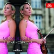 モノローグ〜20世紀チェコの無伴奏ヴィオラ作品集 ホスプロヴァー