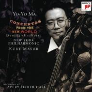 ドヴォルザーク:チェロ協奏曲、ハーバート:チェロ協奏曲第2番 ヨーヨー・マ、マズア&ニューヨーク・フィル