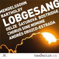 交響曲第2番『讃歌』 オロスコ=エストラーダ&トンキュンストラー管、エルツェ、シャトゥロヴァー、ボストリッジ