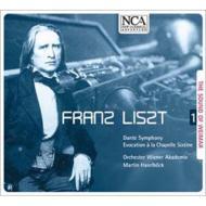 Dante Symphony: Haselbock / Wiener Akademie O Evocation A La Chapelle Sixtine