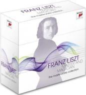 フランツ・リスト・マスターワークス・コレクションBOX(25CD+1DVD限定盤)
