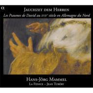 ダヴィデ王が歌うとき〜旧約聖書の「詩編」と17世紀ドイツ北方の巨匠たち ジャン・テュベリー、ラ・フェニーチェ