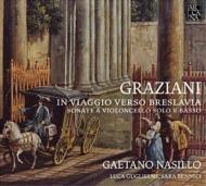ベルリン宮廷のためのチェロと通奏低音のためのソナタ集 ガエターノ・ナジッロ、ルカ・グリエルミ、サラ・ベンニーチ