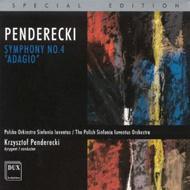 Sym, 4, : Penderecki / Polish Sinfonia Iuventu O