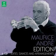 モーリス・アンドレ・エディション第4集〜組曲、舞曲、編曲集(6CD)