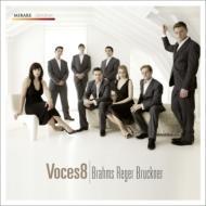 Voces 8 Brahms, Reger, Bruckner
