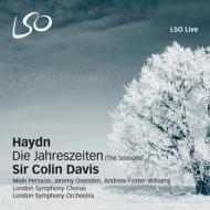 オラトリオ『四季』全曲 C.デイヴィス&ロンドン響、パーション、オヴェンデン、フォスター=ウィリアムズ(2SACD)