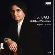 ゴルトベルク変奏曲 コロリオフ(ピアノ)(2CD)