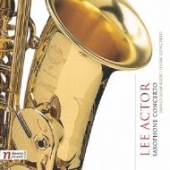 Concertos, Etc: Richtmeyer(Sax)Nitran(Hr)Trevor / Slovak National So