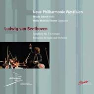 交響曲第7番、ロマンス第1番、第2番 フェルスター&ノイエ・フィルハーモニー・ヴェストファーレン、ショッホ