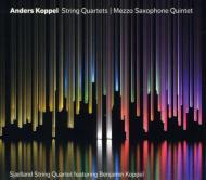 String Quartet, 1, 2, Mezzo-saxophone Quintet: Sjaelland Sq B.koppel(Sax)