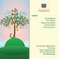 『天地創造』、小オルガン・ミサ ミュンヒンガー&ウィーン・フィル、アメリング、クレン、スポーレンベルク、クラウセ、他(2CD)