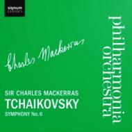 チャイコフスキー:交響曲第6番『悲愴』、メンデルスゾーン:序曲『真夏の夜の夢』 マッケラス&フィルハーモニア管弦楽団