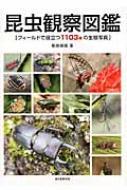 昆虫観察図鑑 フィールドで役立つ1103種の生態写真
