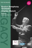 交響曲第1番、第2番 ミュンシュ&ボストン交響楽団(1961、1960)