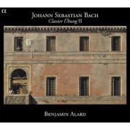J.S.バッハ:イタリア協奏曲とフランス序曲〜鍵盤練習曲集第2巻 バンジャマン・アラール
