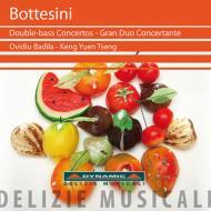 コントラバス協奏曲第1番、第2番、協奏的大二重奏曲、他 バディラ(Cb)、ズッカリーニ&ミラノ・ポメリッジ・ムジカーリ管