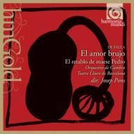 恋は魔術師(1915年版)、ペドロ親方の人形芝居 ポンス&リウレ劇場室内管弦楽団、オルテガ、マルティン、カベーロ、フレサン