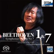 交響曲第7番、第1番 小林研一郎&チェコ・フィル