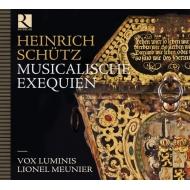 Musicalische Exequien: Meunier / Vox Luminis 鈴木優人(Org)+scheidt
