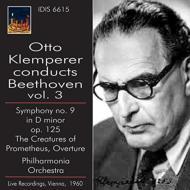Sym, 9, : Klemperer / Po +prometheus Overture (1960 Vienna)
