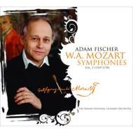 交響曲集第3集 アダム・フィッシャー&デンマーク国立室内管弦楽団