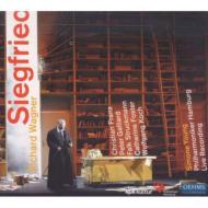 『ジークフリート』全曲 シモーネ・ヤング&ハンブルク州立歌劇場、C.フランツ、シュトルックマン、他(2010 ステレオ)(4CD)