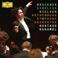 Dudamel / Gothenburg So Bruckner: Sym, 9, Sibelius: Sym, 2, Nielsen: Sym, 4, 5,